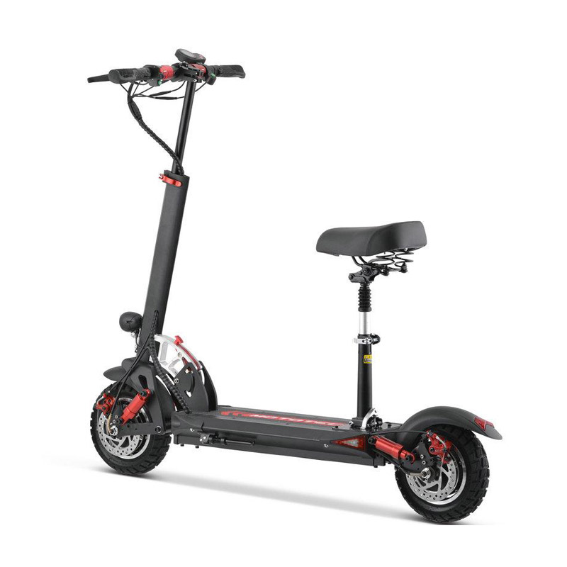 Electric stand-up scooters
