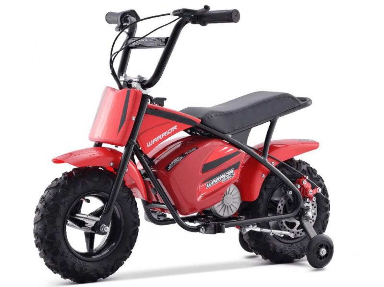 WARRIOR MONKEY MINI DIRT BIKE 24VOLT