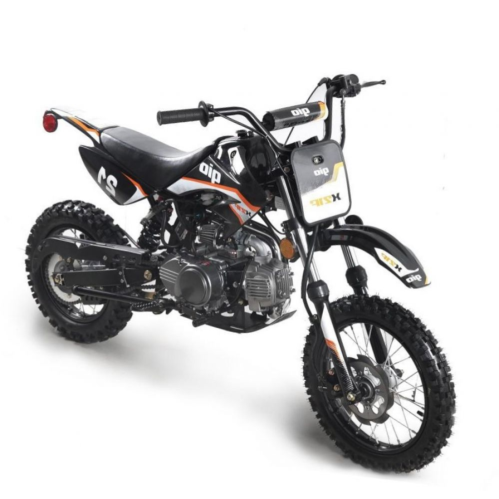 GIO APOLLO GX110 DIRT BIKE 110CC