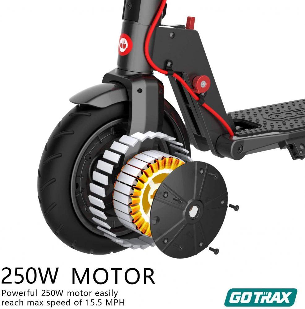 GXL V2 250 WATTS  TROTINETTE PLIABLE