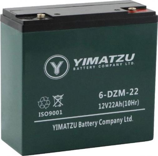 Batterie 6-DZM-22