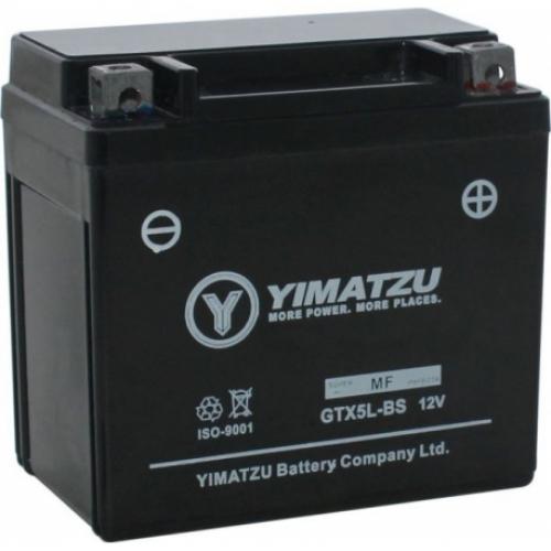 Battery GTX5LBS