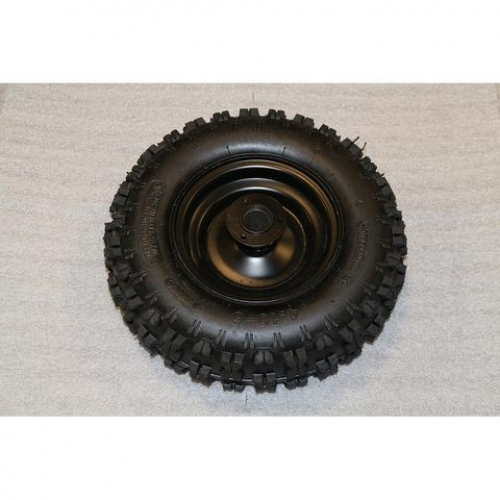 complete front wheel 4.10-6